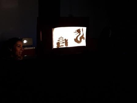 Los pulpos y las sombras chinas 13