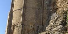 ábside de la Iglesia de San Pedro, Huesca