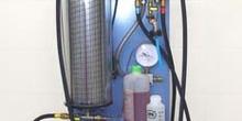 Unidad de carga  manual de aire acondicionado R-134a