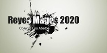 Entrada de los Reyes Magos 2020