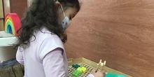 INFANTIL- 3-4 AÑOSB- CARNAVAL- ACTIVIDAD