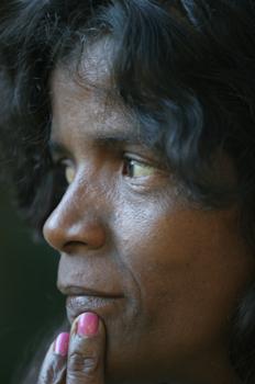 Mujer de Quilombo, Sao Paulo, Brasil