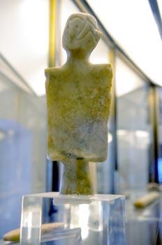ídolo, Museo Arqueológico Provincial - Badajoz