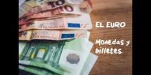 PRIMARIA - 3º - EURO: MONEDAS Y BILLETES - MATEMÁTICAS - FORMACIÓN