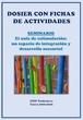 Dosier con actividades para desarrollar en un aula de estimulación sensorial.