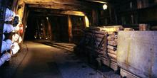 Mina imagen: Zona de embarque, Museo de la Minería y de la Indus