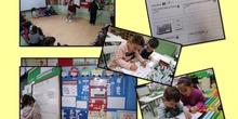 Desarrollo del lenguaje a través de metodologias activas en infantil CEIP La Rioja