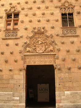 Casa de las Conchas, Salamanca, Castilla y León