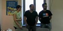 Preguntas realizadas a los ponentes el día 6 de junio de 2012, en el aula 0.3 de 16 a 17 h.