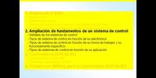 3º ESO / Tema 5 -> Punto 2 - Ampliación de fundamentos de un sistema de control