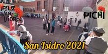 JUEGOS SAN ISIDRO 2021