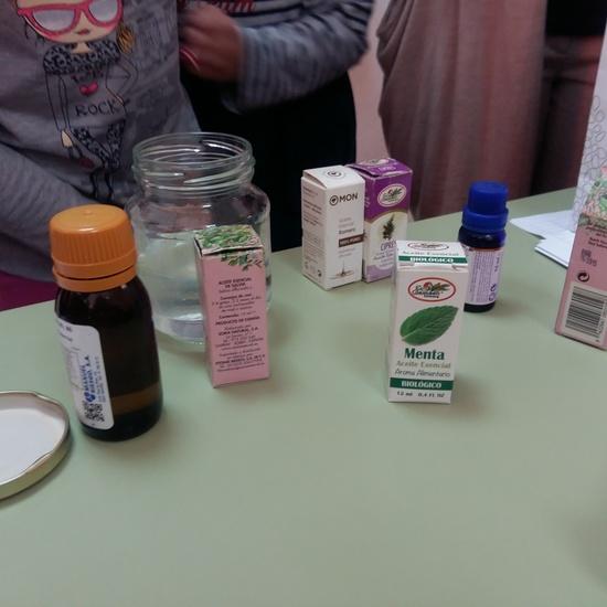 Science experiments. Parfum. 22
