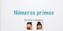 PRIMARIA - 5º - NÚMEROS PRIMOS - MATEMÁTICAS - FORMACIÓN