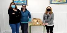 MERIENDAS CONECTADAS EN EL IES SIMANCAS