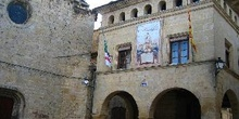 Ayuntamiento, Horta de Sant Joanm Tarragona