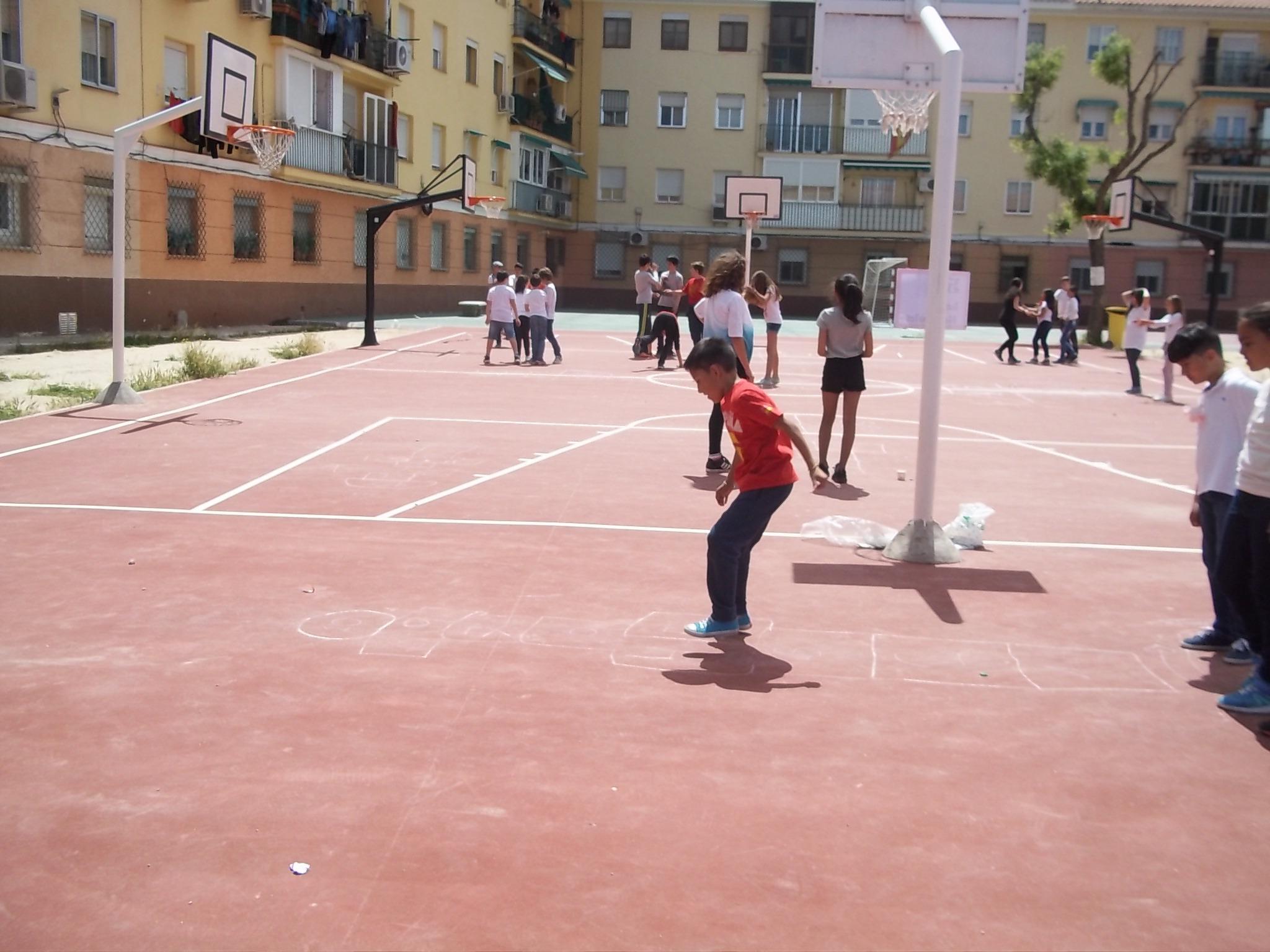 SAN ISIDRO PRIMARIA 17-18. JUEGOS POPULARES 3