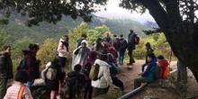 Excursión de tres días a Cercedilla 5º y 6º 17