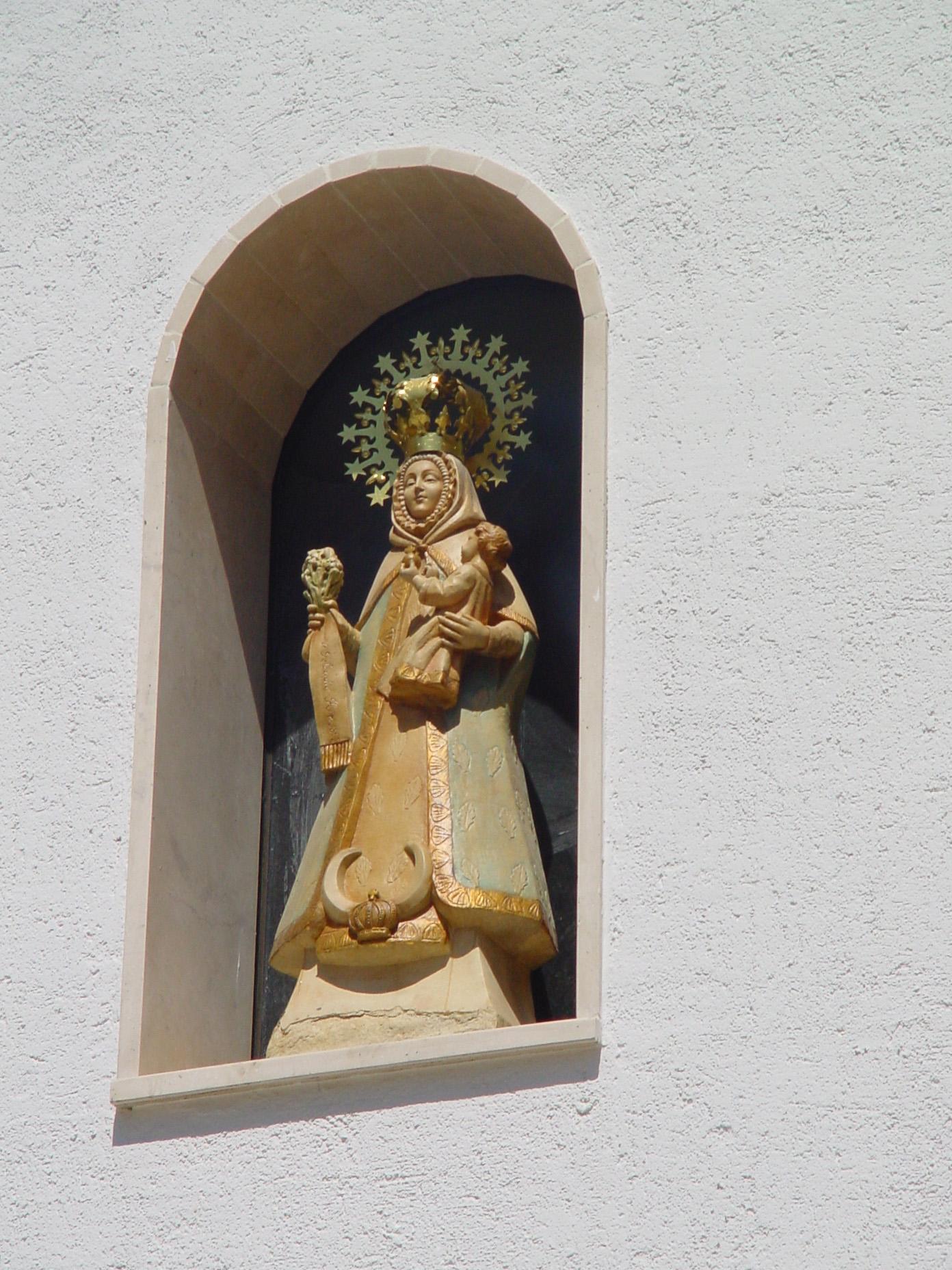 Virgen de Valdelaguna