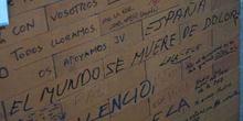 Mensajes de recuerdo a las víctimas de los Atentados del 11-M