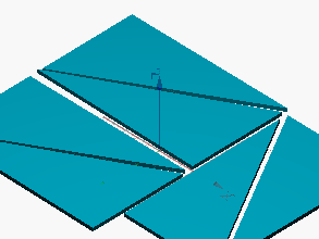 Triángulos constructivos (Montessori)