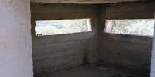 Fortificaciones de la Guerra Civil en Piñuecar-Gandullas (Frente Nacional) 6