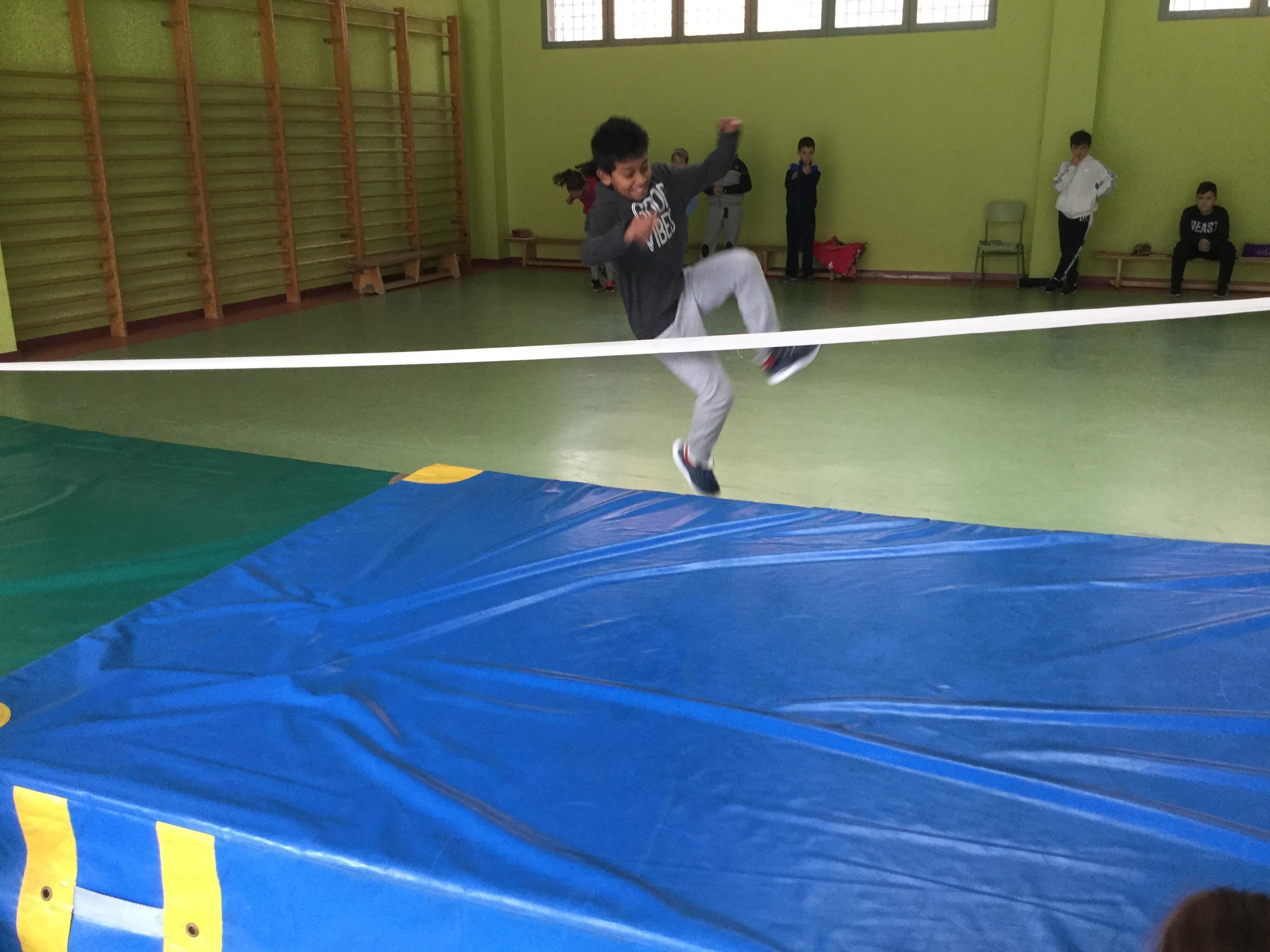 Atletismo 5º 5