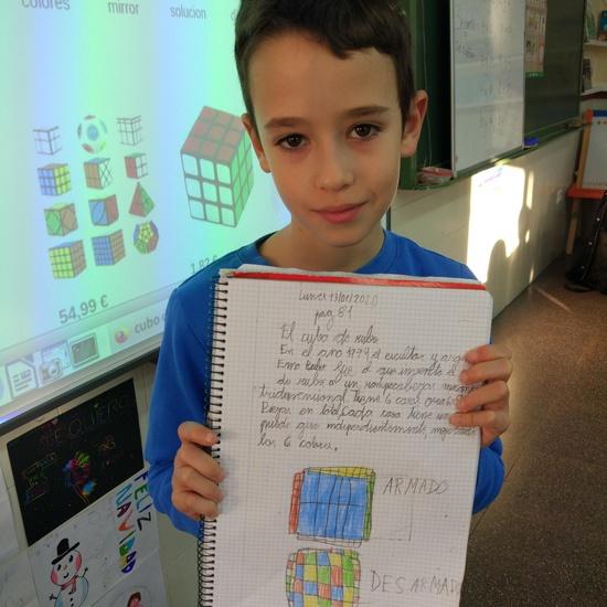 Expresión oral - Los textos expositivos (3º de primaria) 15