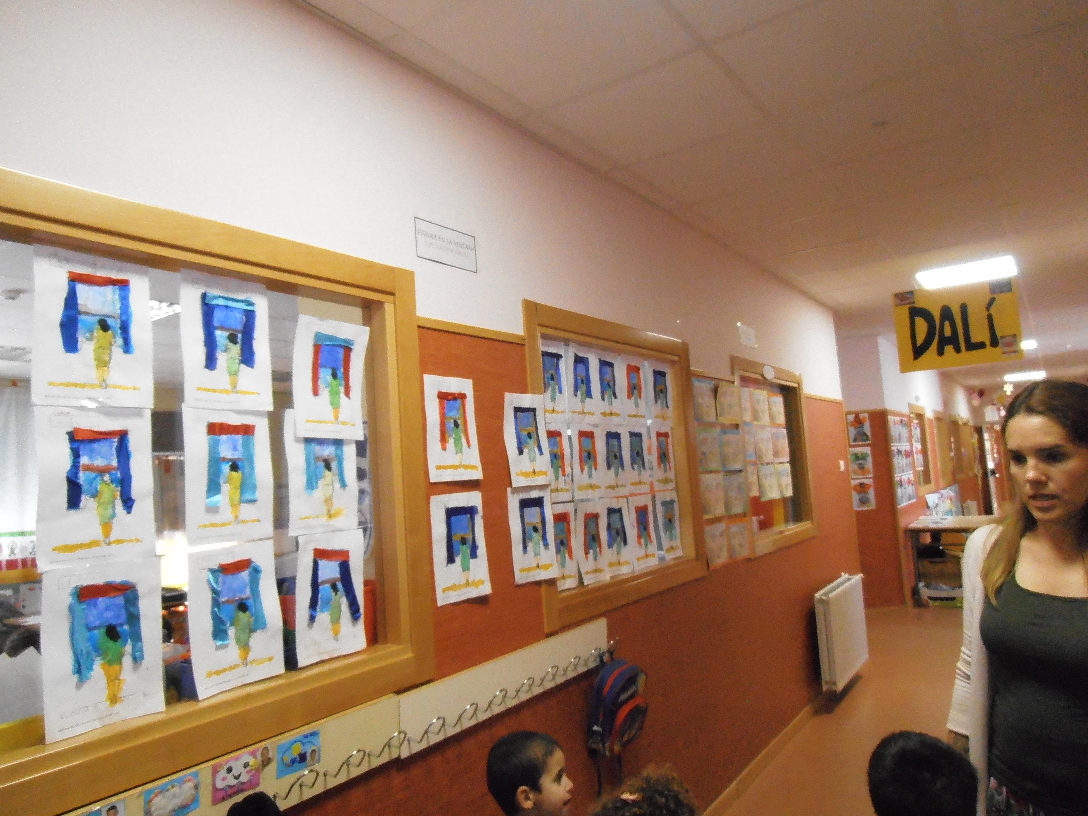 Pintores en Educación Infantil 7