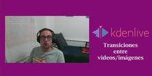 KdenLive - Transiciones