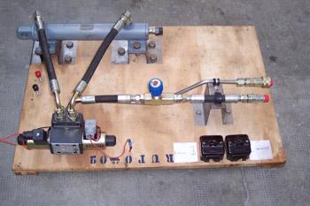 Circuitos básicos hidráulicos de aviación