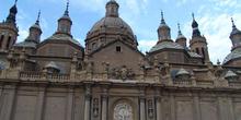 Exterior, Basílica del Pilar