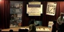 Complubot 2008: Proyectos con WeDo