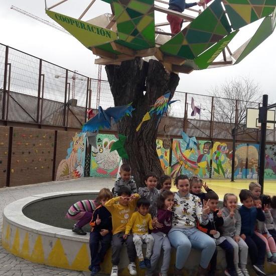 Día de la Paz 2020. El árbol de la Amistad 19