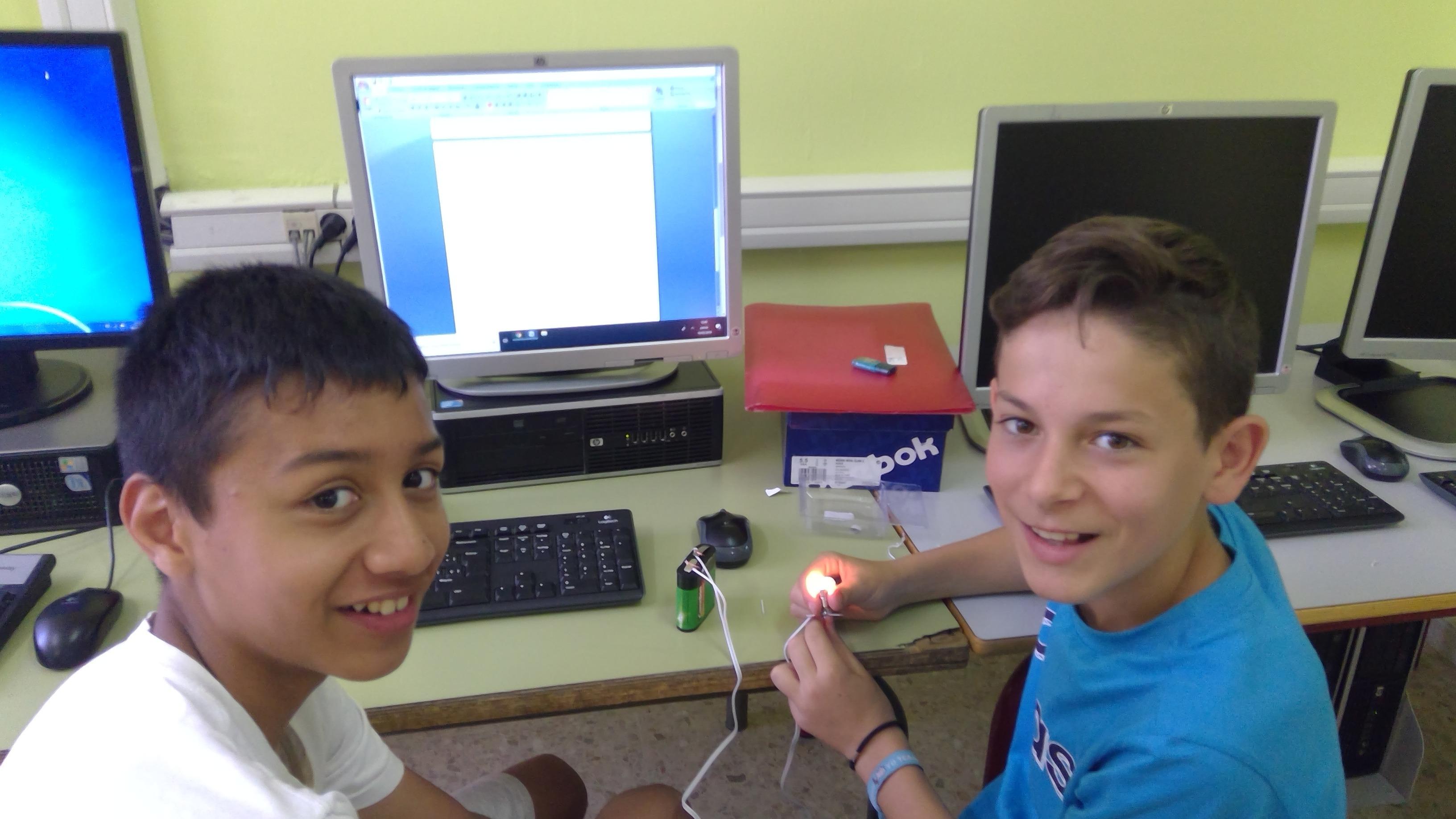 circuito eléctrico 2