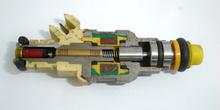 Electroinyector de gasolina. Sección