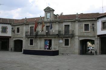 Ayuntamiento de Guadarrama, Comunidad de Madrid