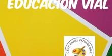 EDUCACIÓN VIAL EN 4 Y 5 AÑOS. CEIP DANIEL VÁZQUEZ DÍAZ (Madrid)