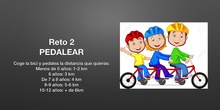 Reto virtual solidario