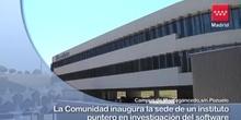 Inaugurada la sede del IMDEA de Pozuelo, puntero en la investigación del software
