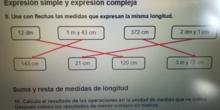 SOLUCIONES EJERCICIOS DE LONGITUD 24 DE MARZO 2