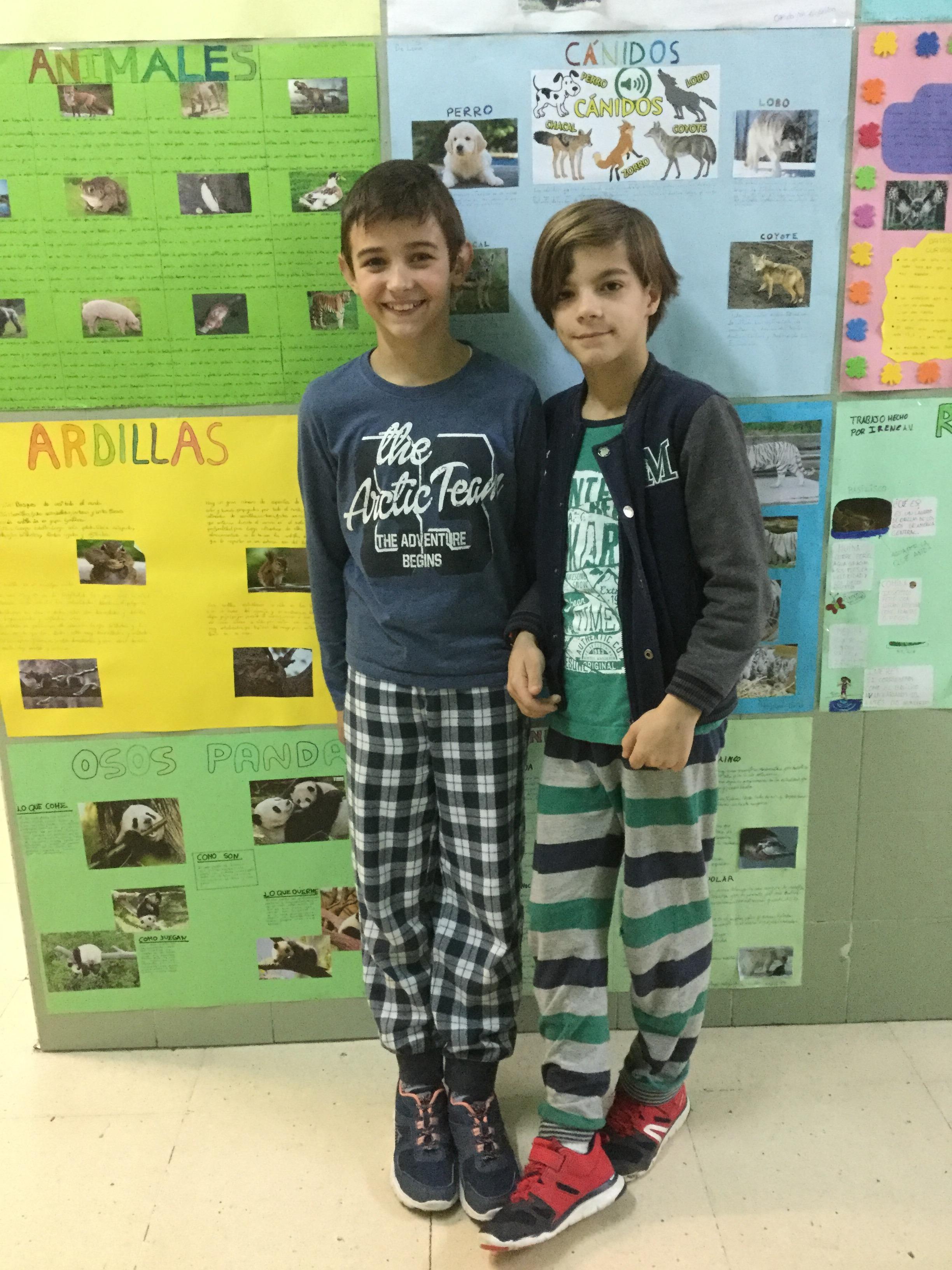 Fotos pijama 19