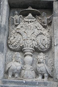 árbol de la vida, Prambanan, Jogyakarta, Indonesia