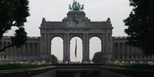 Arco del Triunfo, Bruselas, Bélgica