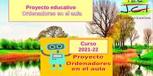 Proyecto Ordenadores en el aula del IES Juan Carlos I de Ciempozuelos