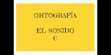 PRIMARIA - 3º - EL SONIDO C - LENGUA - FORMACIÓN