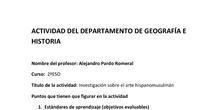 Investigación sobre el arte hispanomusulmán