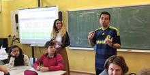 GRUPOS INTERACTIVOS SECUNDARIA EXPLICACIÓN DEL PROFESOR. CEIPS MARTINA GARCÍA