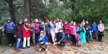 Excursión de tres días a Cercedilla 5º y 6º 35