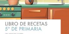 Libro de Recetas (5º Primaria) 2019-2020