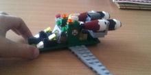 La nave Lego